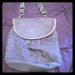 Green thirty one cross body purse